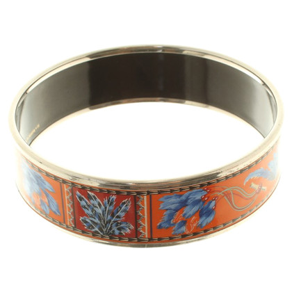 Hermès Bangle with logo motif