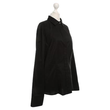 Hugo Boss blouse zwart