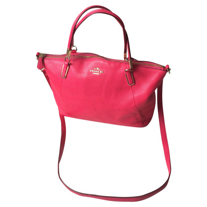 Coach Handbag in pink