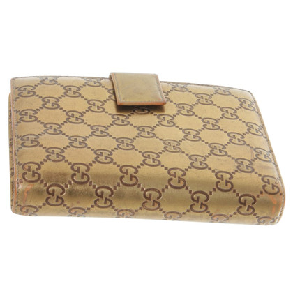 Gucci Calendar wallet with guccisima pattern