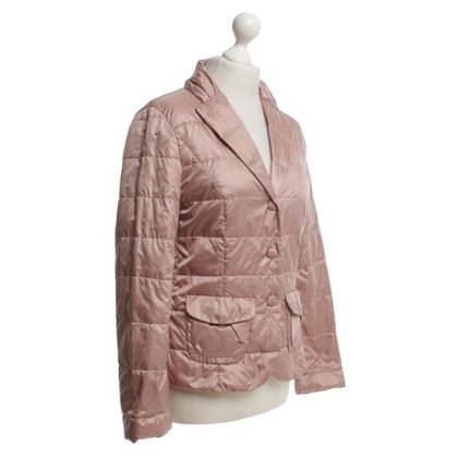 Marc Cain Down jacket in blush pink