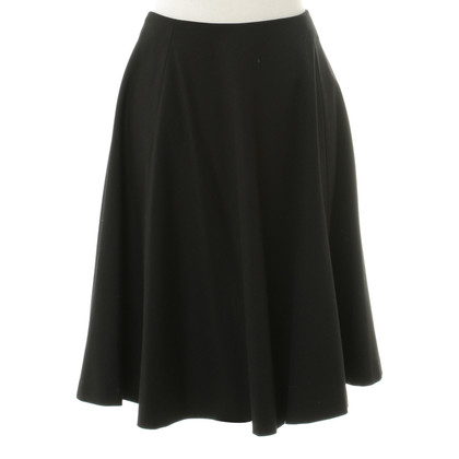 Prada skirt in black