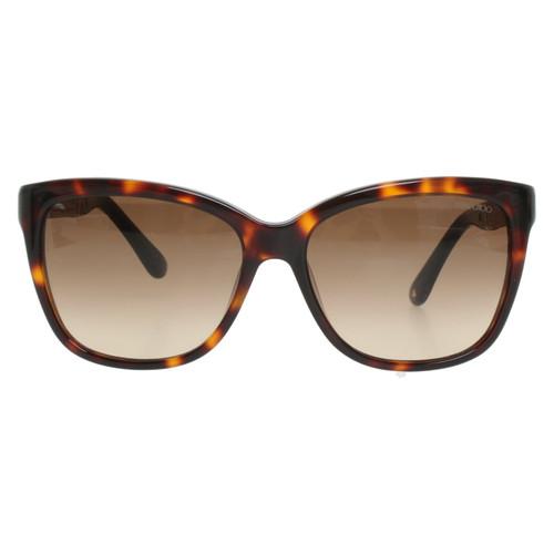 0c3e3ace26dd Jimmy Choo Sunglasses in brown - Second Hand Jimmy Choo Sunglasses ...