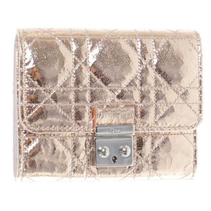 Christian Dior Borsa metallizzato