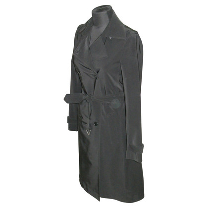 Theory Trench coat in black