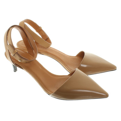 Chloé Slingbacks in Brown