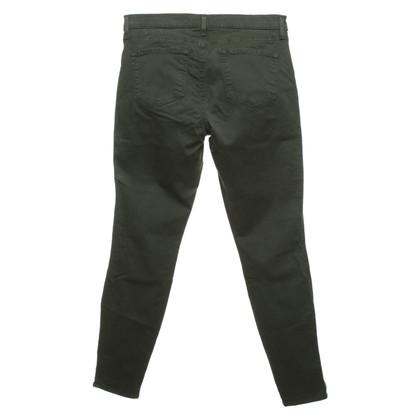 J Brand Jeans in olijf