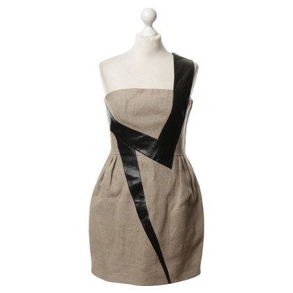 JC de Castelbajac Dress linen