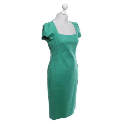 Tara Jarmon Sheath Dress in Green