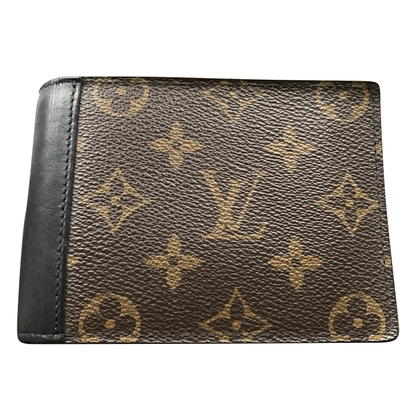 "Louis Vuitton ""Mindoro monogram of Macassar canvas"""