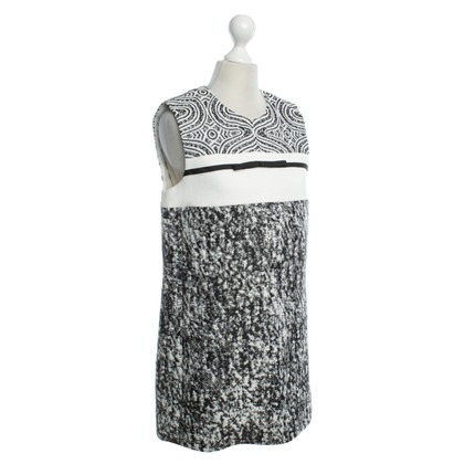 Giambattista Valli Tunic dress in black / white