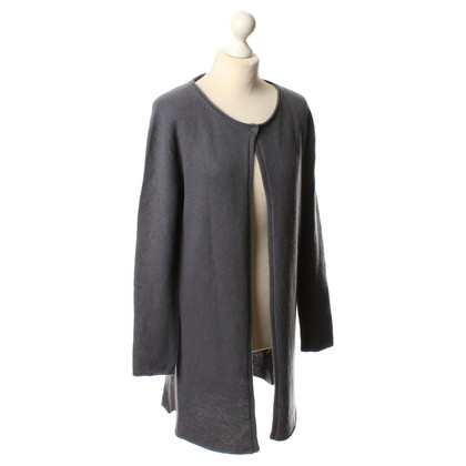 Allude Long Cardigan in cashmere