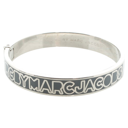 Marc by Marc Jacobs Bangle in colore argento