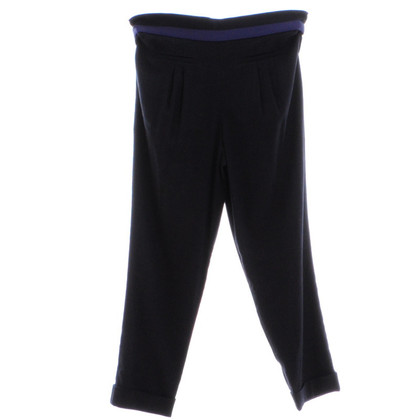 Matthew Williamson Pantaloni blu