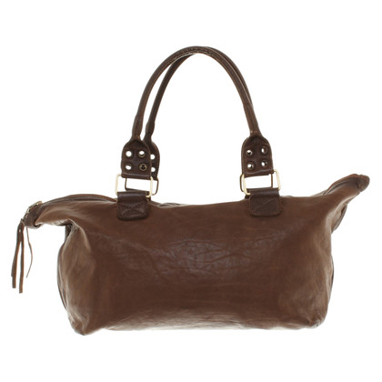 Pinko Borsa in marrone