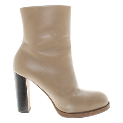 Céline Ankle boots in beige