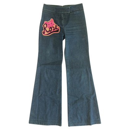 Chloé jean flare