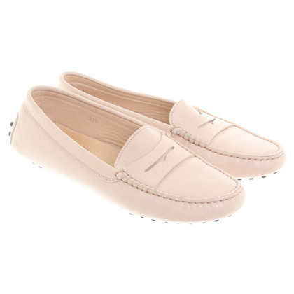 Tod's Loafer in Nude
