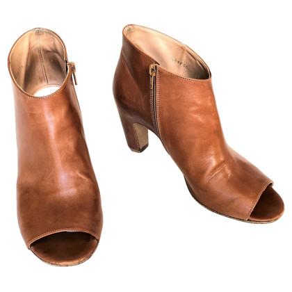 Maison Martin Margiela Peep Toe Boots