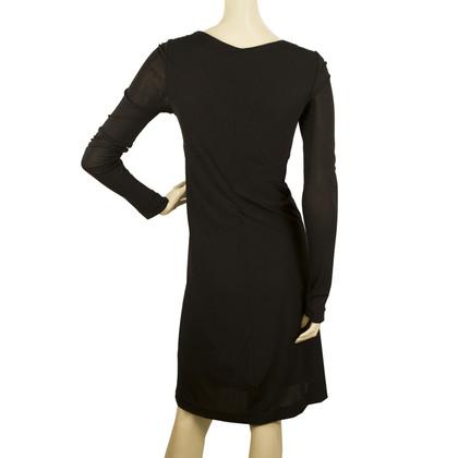 Etro Schwarzes Viskose-Kleid