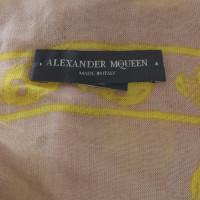 Alexander McQueen Cloth with skull pattern