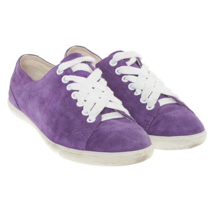 Bottega Veneta Suede sneakers