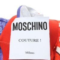 Moschino Sweater with a colorful pattern