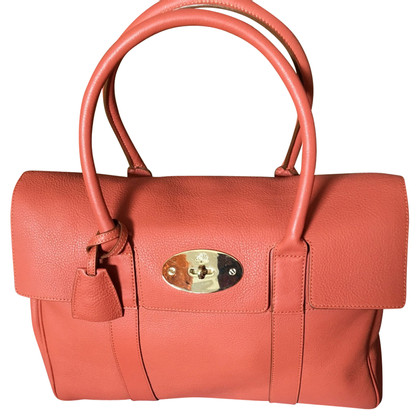 Mulberry Bayswater Lether tas