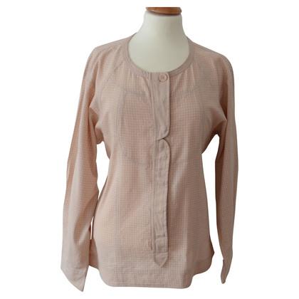Isabel Marant Etoile Nudefarbene blouse
