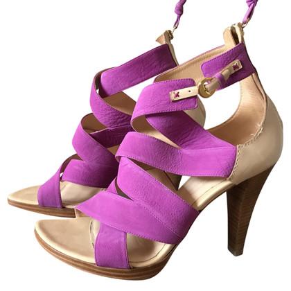 Baldinini Sandals in fuchsia