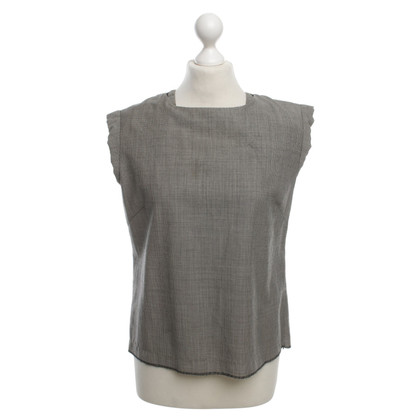Maison Martin Margiela top with pattern