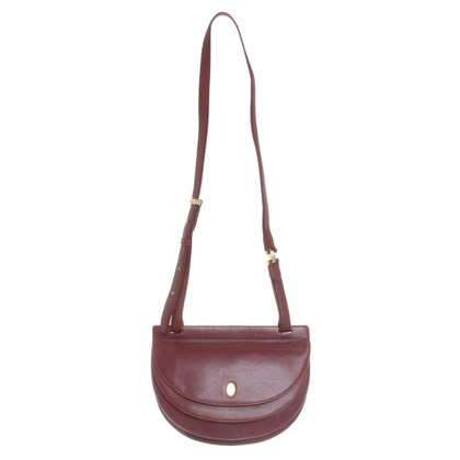 Cartier Bag in Bordeaux