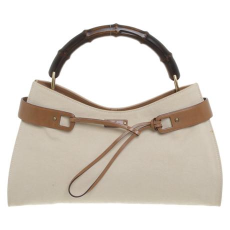 Gucci Handtasche in Cremeweiß Creme #NAME? MRVo73