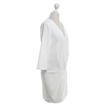 Set Dress in wrap look