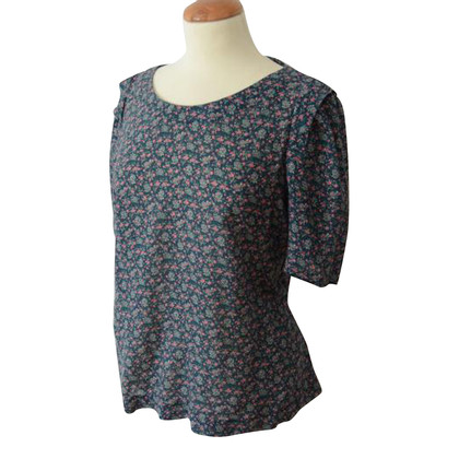 Paul & Joe Floral blouse