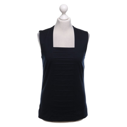 Akris Top in donkerblauw