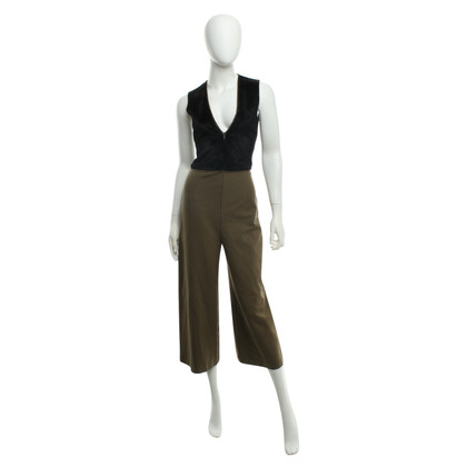 Other Designer Dagmar - Jumpsuit in olive