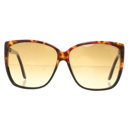 "Tom Ford Sunglasses ""Lydia"" in brown"