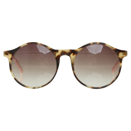 Matthew Williamson Occhiali da sole Tortoiseshell