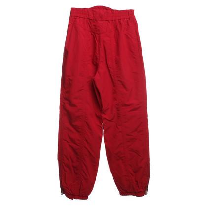 Bogner Ski broeken in het rood