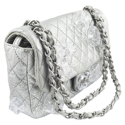 """Chanel """"Ice Cube Limited"""" Flap Bag"""