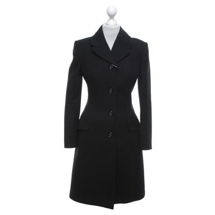 D&G Coat in zwart