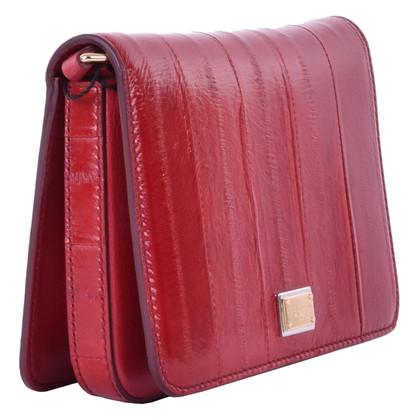 Dolce & Gabbana Handbag made of eel leather