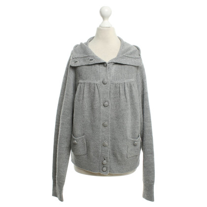 Bruuns Bazaar Cardigan in grey