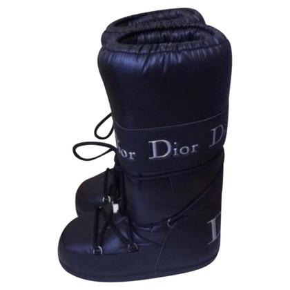 Christian Dior Gefütterte Boots