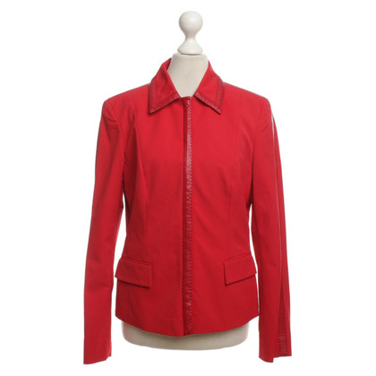 Escada Blazer in red