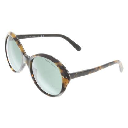 Ralph Lauren Sonnenbrille mit Schildpattmuster