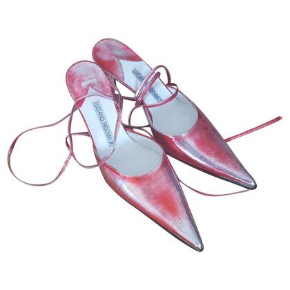 Luciano Padovan slingbacks