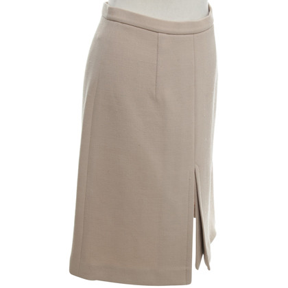 Miu Miu skirt in beige