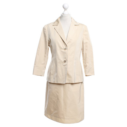 Max Mara Twin set in cream